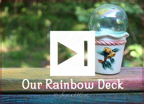 How to Rainbow Deck Video Link