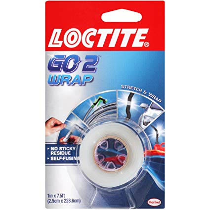 LocTite Wrap for solar lights