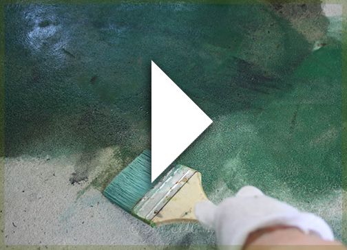 Video of how to make faux marble tile
