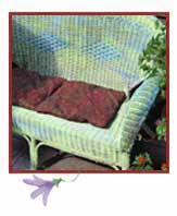 wicker makeover